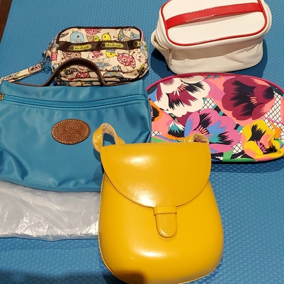 5 for $35-  All new bags